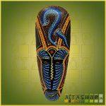 Maszk Aboriginal Széles Z