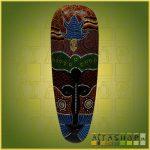 Maszk Aboriginal Széles D