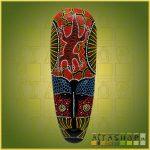Maszk Aboriginal Széles G