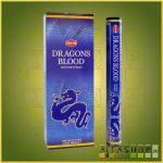 HEM Dragon's Blood Blue/HEM Sárkányvér Kék indiai füstölő