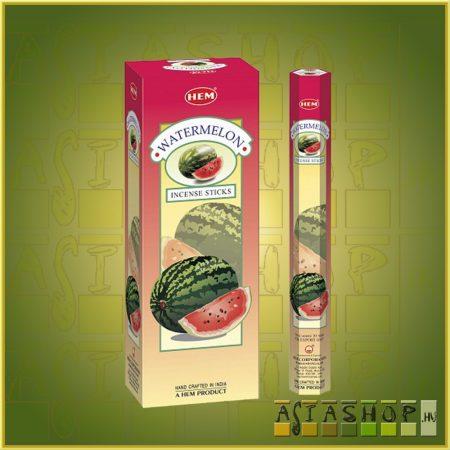 HEM Watermelon/HEM Görögdinnye  illatú indiai füstölő