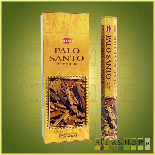 HEM Palo Santo/HEM Szent Fa indiai füstölő