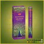 HEM Sandal Queen/HEM Szantálkirálynő indiai füstölő
