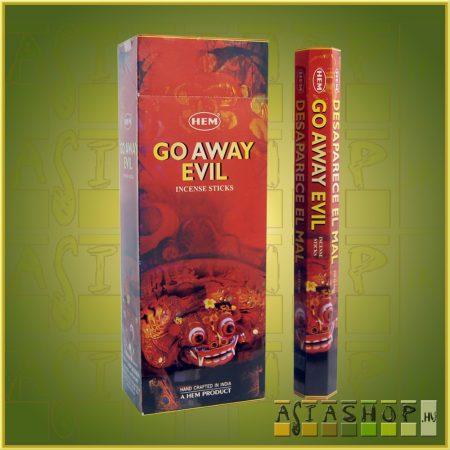 HEM Go Away Evil /HEM Gonoszűző indiai füstölő