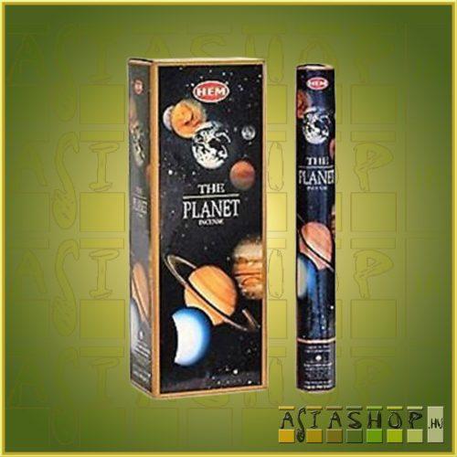 HEM The Planet/HEM A Bolygó indiai füstölő