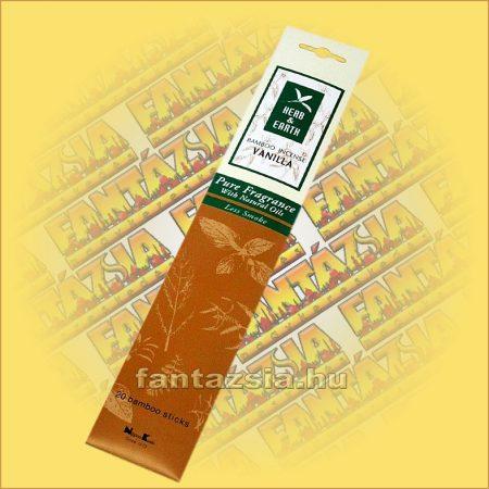 Vanilia illatú Japán füstölő/Nippon Kodo-Herb and Earth