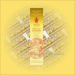 Aloéfa,Sasfa (Kyara) illatú Japán füstölő/Nippon Kodo-Koh Do Japán füstölő