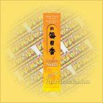 Borostyán (Amber) illatú Japán füstölő/Nippon Kodo-Morning Star Japán füstölő