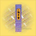 Levendula (Lavender) illatú Japán füstölő/Nippon Kodo-Morning Star Japán füstölő