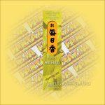 Pacsuli (Patchouli) illatú Japán füstölő/Nippon Kodo-Morning Star Japán füstölő