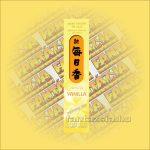 Vanilia (Vanilla) illatú Japán füstölő/Nippon Kodo-Morning Star Japán füstölő