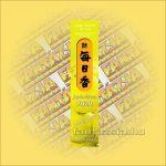 Yuzu Japán füstölő/Nippon Kodo-Morning Star Japán füstölő