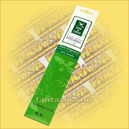 Pacsuli illatú Japán füstölő/Nippon Kodo-Herb and Earth