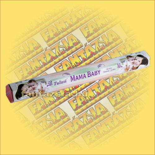 Mama Baby füstölő/Tulasi Mama Baby