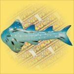 Hűtőmágnes-Trópusi Hal AB