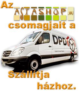 Asiashop.hu házhozszállítás